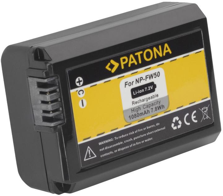 Patona baterie pro Sony NP-FW50 950mAh