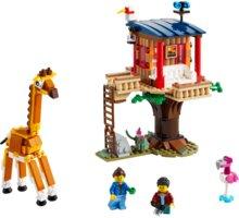 LEGO Creator 31116 Safari domek na stromě