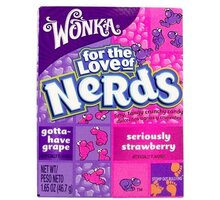 Wonka Strawberry & Grape Nerds 46,7 g