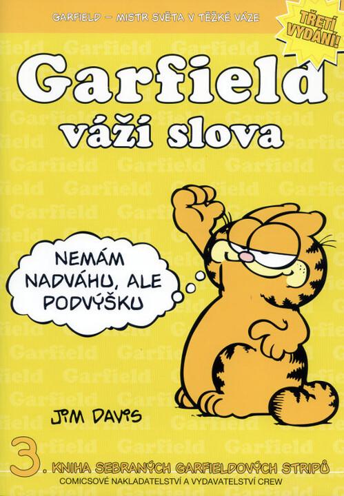 Komiks Garfield váží slova, 3.díl