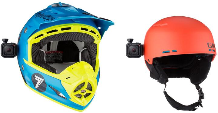 GoPro Nízkoprofilový otočný držák na helmu pro kamery HERO Session™