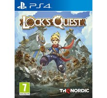Lock's Quest (PS4) - 9120080070197