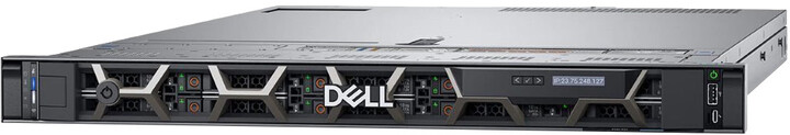 Dell PowerEdge R640, /4210/16GB/1x480GB SSD/1U/3Y NBD