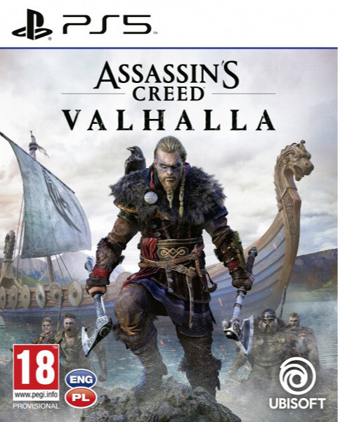 Assassin's Creed: Valhalla (PS5)