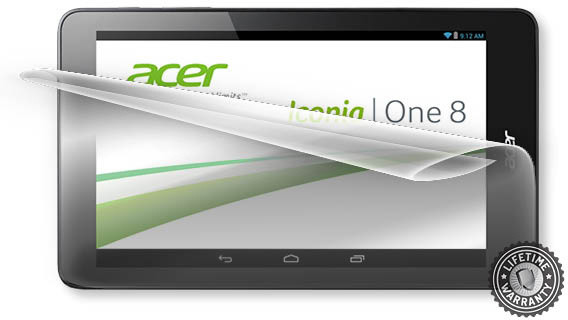 Screenshield fólie na displej pro Acer Iconia One 8 B1-810