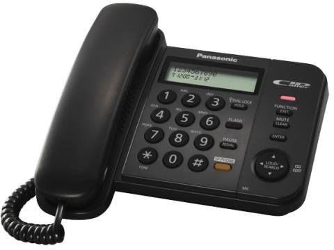 Panasonic KX-TS580FXB, černá