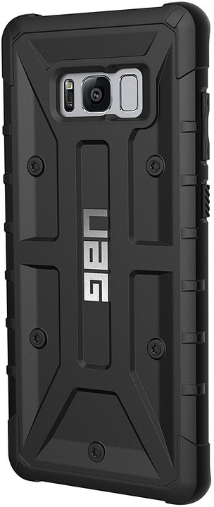 UAG pathfinder case Black - Samsung Galaxy S8+