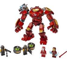 LEGO Marvel Super Heroes 76164 Iron Man Hulkbuster proti agentovi A.I.M.