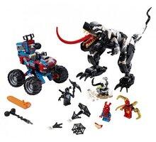LEGO Marvel Super Heroes 76151 Léčka na Venomosaura