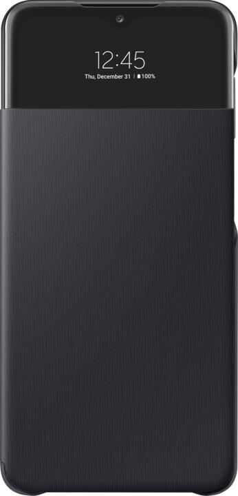 Samsung flipové pouzdro S View pro Samsung Galaxy A32 (5G), černá