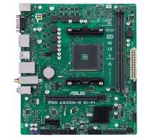 ASUS PRO A320M-R WI-FI - AMD A320 - 90MB10I0-M0EAYC