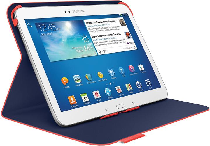 "Logitech Folio Protective Case pro Samsung Galaxy Tab 3 10,1"", oranžová"