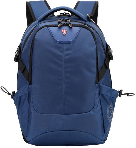 SUMDEX RED(S) batoh pro notebok BP-306BU, modrý