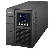CyberPower Main Stream OnLine UPS 1500VA/1350W, Tower  + Poukázka OMV (v ceně 200 Kč) k CyberPower