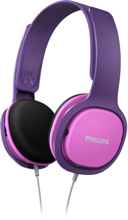 Philips SHK2000, růžová