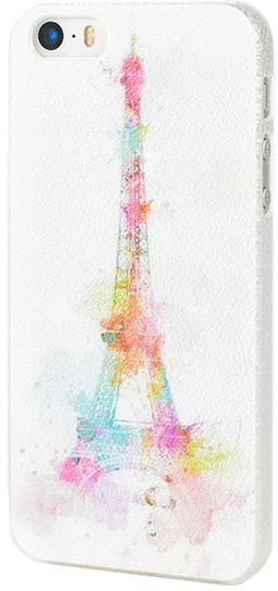 EPICO plastový kryt pro iPhone 5/5S/SE ROMANTIC PARIS