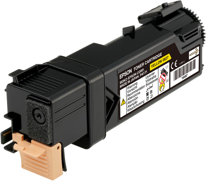 Epson C13S050627, žlutý