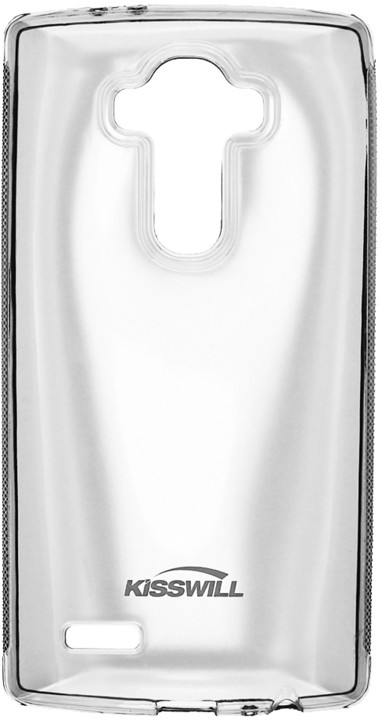 Kisswill TPU pouzdro pro LG G4, transparentní