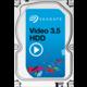 Seagate Video 3.5 HDD - 3TB  + Voucher až na 3 měsíce HBO GO jako dárek (max 1 ks na objednávku)