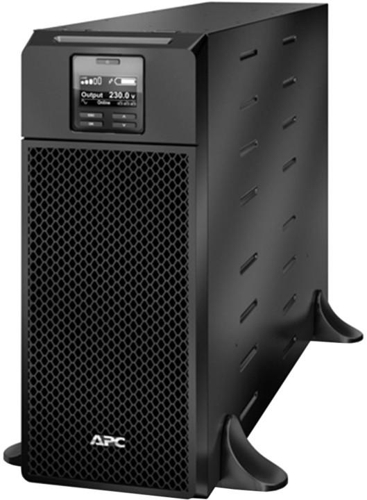 APC Smart-SRT 6000VA, 230V