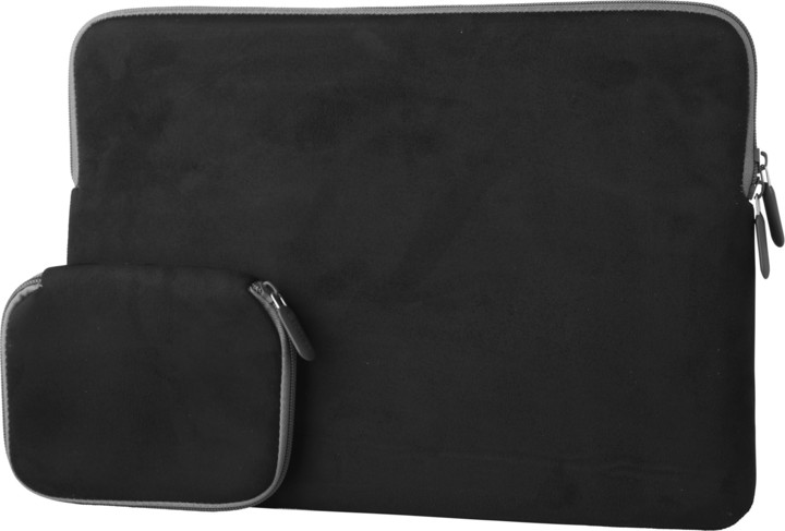 "eSTUFF Sleeve for MacBook 15"" - Black"