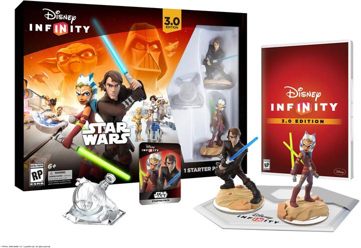 Disney Infinity 3.0: Star Wars: Starter Pack - PS4