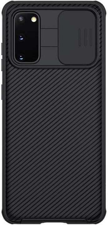 Nillkin zadní kryt CamShield pro Samsung Galaxy S20, černá