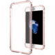 Spigen Crystal Shell pro iPhone 7 Plus, rose crystal
