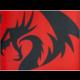 Defender Redragon Kunlun, L, Control, herní, látková