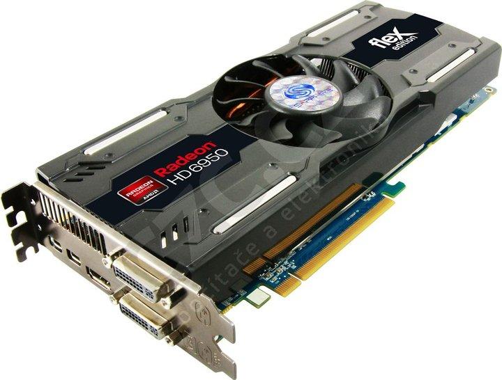Sapphire HD 6950 FleX 2GB GDDR5