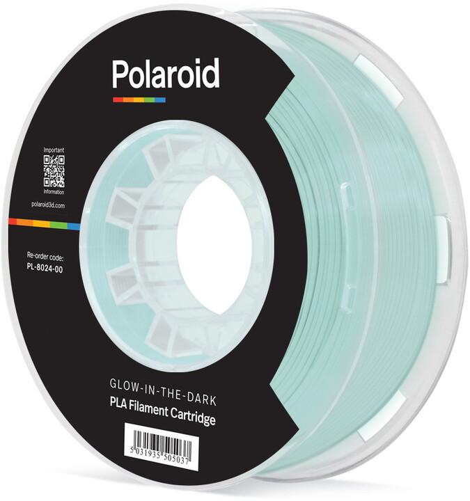 Polaroid 3D 1Kg Universal Premium PLA 1,75mm, zelená fosforová