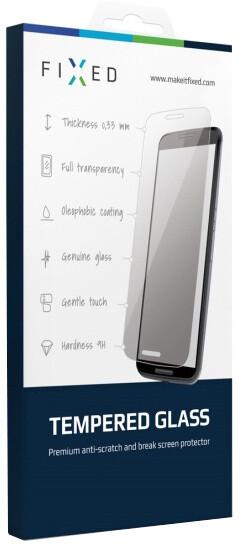 FIXED ochranné tvrzené sklo pro Apple iPhone 4/4S, 0.33 mm