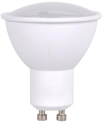 Solight žárovka, bodová, LED, 5W, GU10, 3000K, 425lm, bílá