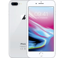 Apple iPhone 8 Plus, 64GB, stříbrná MQ8M2CN/A