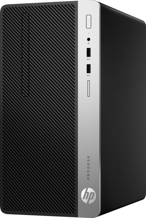 HP ProDesk 400 G5 MT, černá