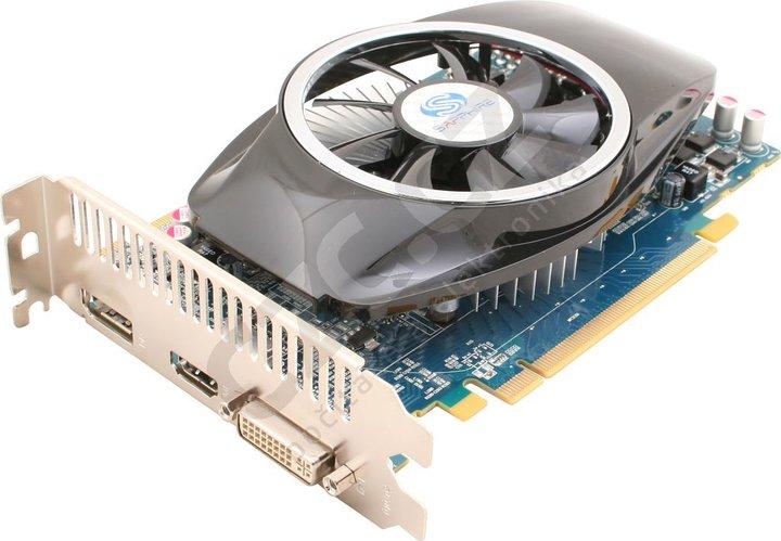 Sapphire HD 6750 512MB GDDR5