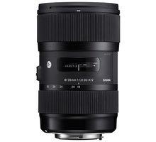 SIGMA 18-35/1.8 DC HSM ART pro Nikon - SI 210955