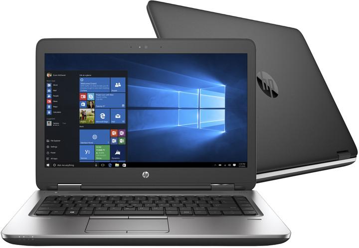 HP ProBook 640 G2, černá