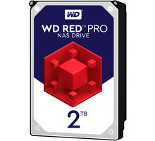 "WD Red Pro (FFSX), 3,5"" - 2TB"