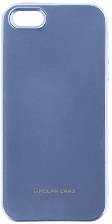 Molan Cano Jelly TPU Pouzdro pro Huawei P Smart, nebesky modrá