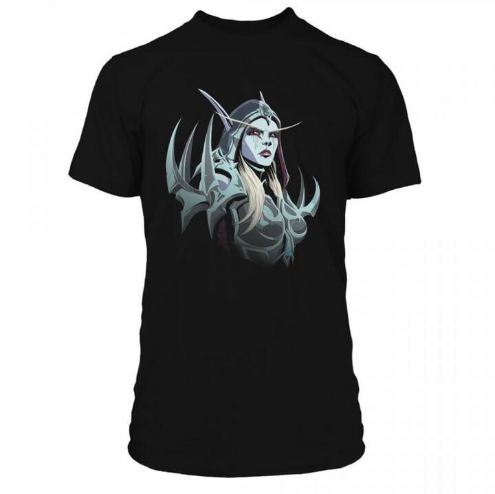 Tričko World of Warcraft: Banshee Queen (M)
