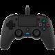 Nacon Wired Compact Controller, černý (PS4)  + Voucher až na 3 měsíce HBO GO jako dárek (max 1 ks na objednávku)