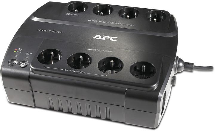 APC Back-UPS ES, 700VA