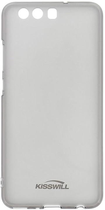 Kisswill TPU pouzdro pro Huawei P10 Plus, černá