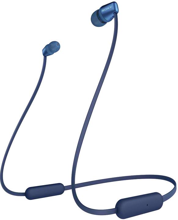 Sony WI-C310, modrá
