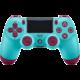 Sony PS4 DualShock 4 v2, berry blue