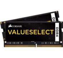 Corsair Vengeance LPX Black 16GB (2x8GB) DDR4 2133 SO-DIMM CL 15 CMSO16GX4M2A2133C15