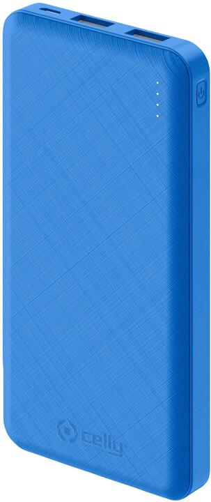 CELLY Powerbanka Energy 10000 mAh, modrá