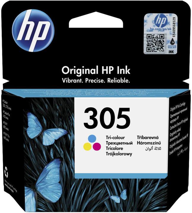 HP 3YM60AE, barevná, č. 305