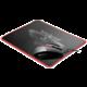 Ravcore Ravpad S40 smooth podložka pod myš, látková